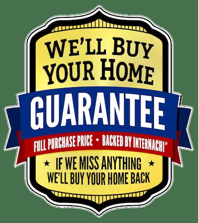 InterNACHI Buy Back Guarantee Sarasota FL